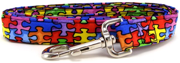 Autism Awareness Dog Leashes