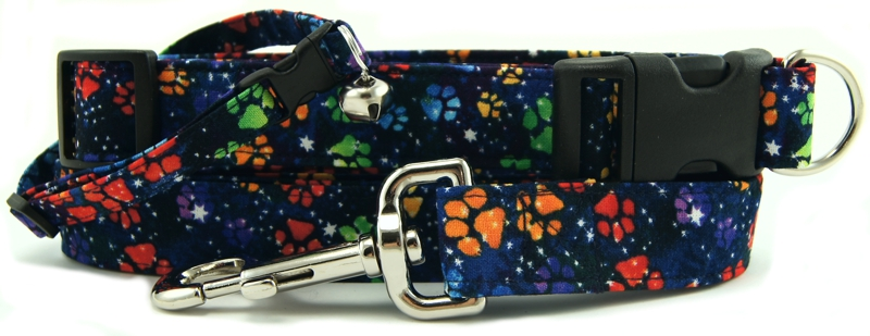Celestial Paws Dog Collars - Dog Leashes - Cat Collars