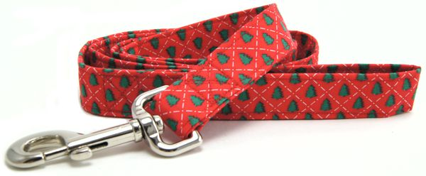 Criss Cross Trees Dog Leash