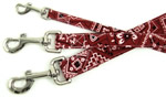 hand made dog leashes and leads
