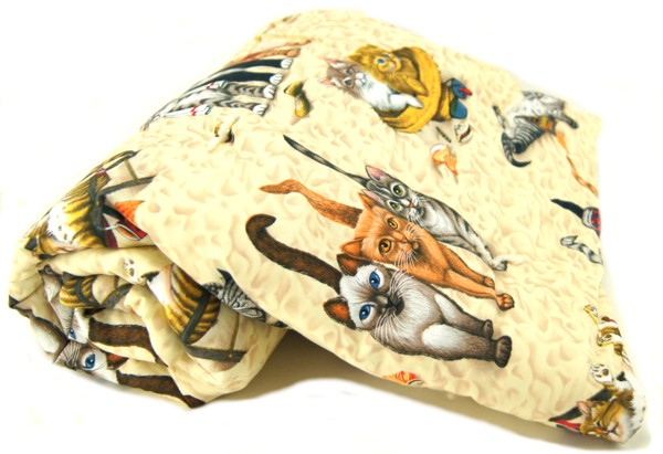 Beach Cats Pet Blanket