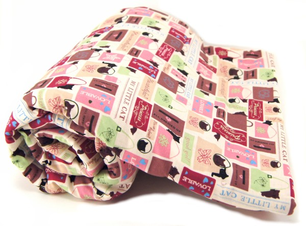 Princess Cat Pet Blanket