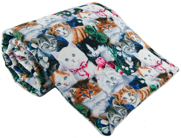 Sweet Kitty Pet Blanket