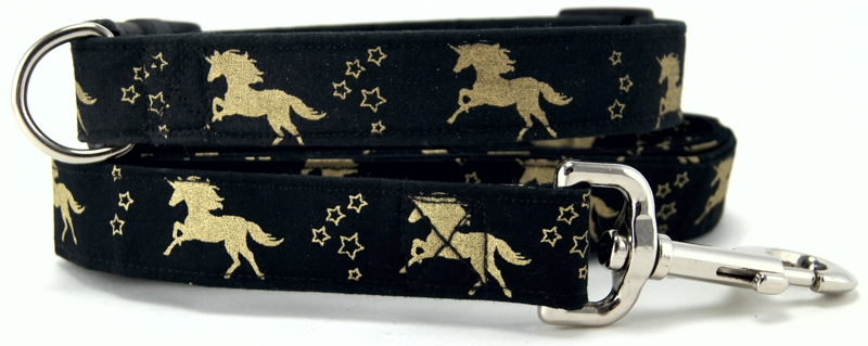 Unicorn Dog Collars - Dog Leashes